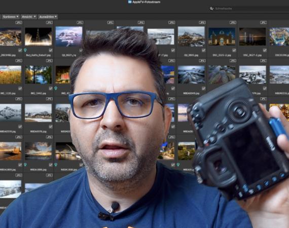ACDSee Photo Studio 7 für Mac- Blogreview