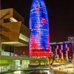 Agbar Tower HDR Barcelona