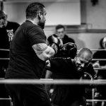 Boxkampf - Vereinsmeisterschaften in Dortmund