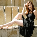 Outdoor Shooting: Portrait Anna