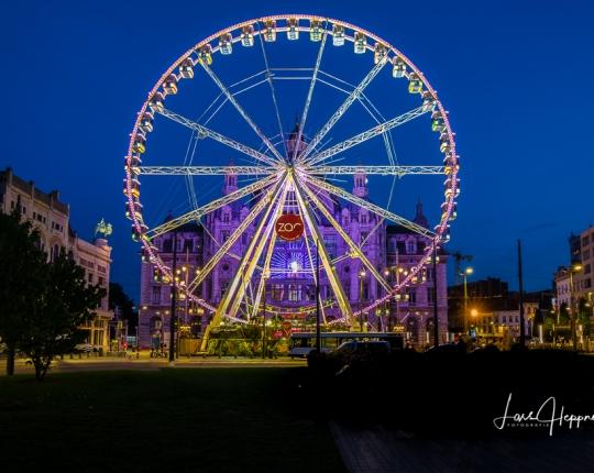 Reisebericht Antwerpen