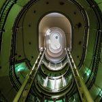 Architektur Dublin: Treppen