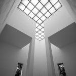 Architektur Fotografie: Gebäude in der Museuminsel Hombroich
