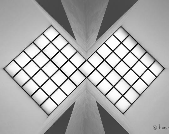 Architektur Fotografie: Museumsinsel Hombroich & Raketenstation