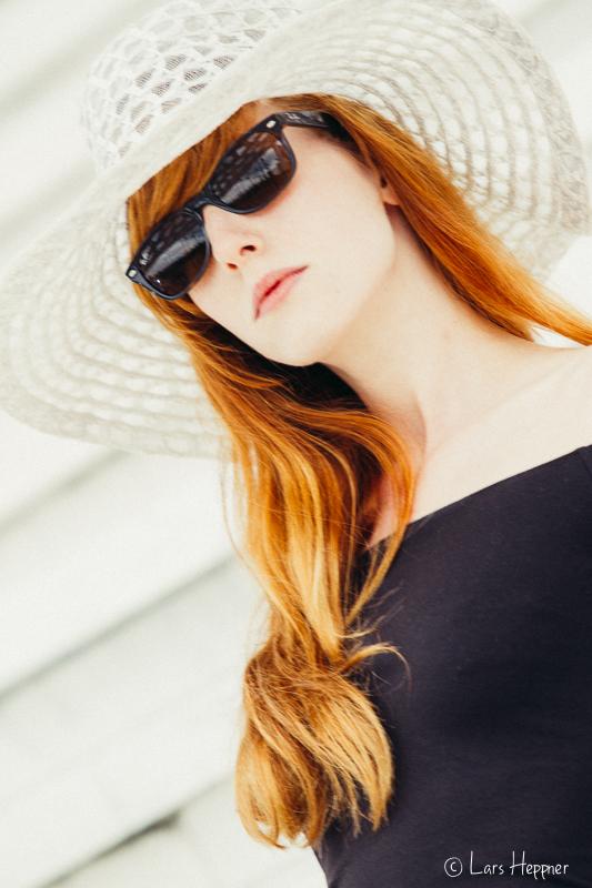 Grand Dame: Fashion-Shooting mit Ari Campari in Paris