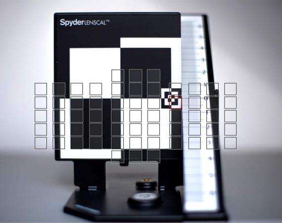 Autofokus kalibrieren mit dem Spyder Lenscal von Datacolor