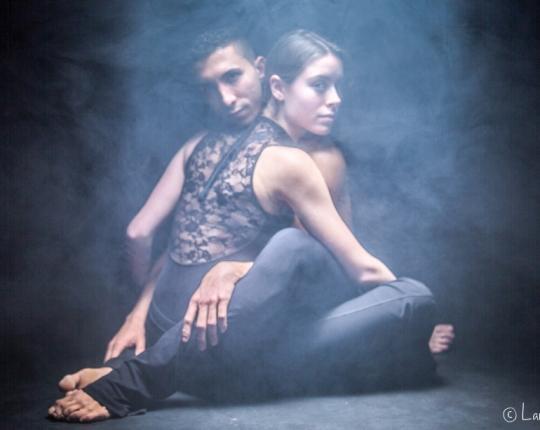 Ballett Shooting mit Gal & Jacqueline vom Dortmunder Theater