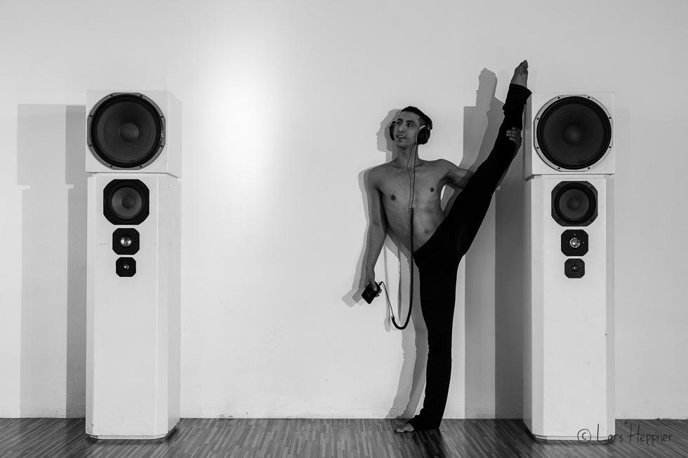 Fotoserie: Balletttänzer vom Dortmunder Theater