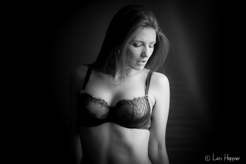 Model Bernadette Kaspar