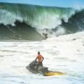 Die Big Waves von Nazaré &#8211;<br/>Eindrücke vom Surfcup