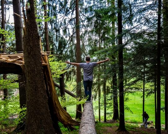 Ferienhaus im Schwarzwald – Blogger WG für kurze Zeit
