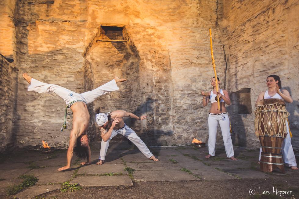 Capoeira Foto-Shooting