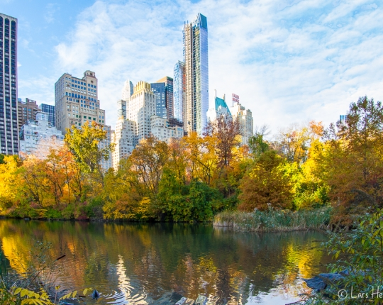 Indian Summer im Central Park