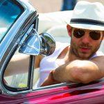Cruisen im Cadillac