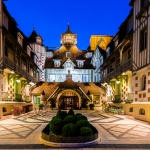 Das Hotel Barriere Normandy