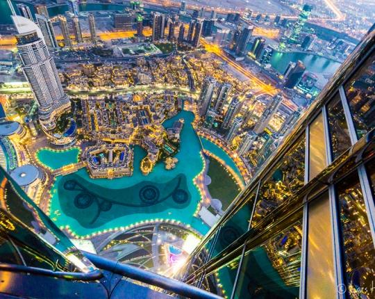 Ein Kurztripp nach Dubai