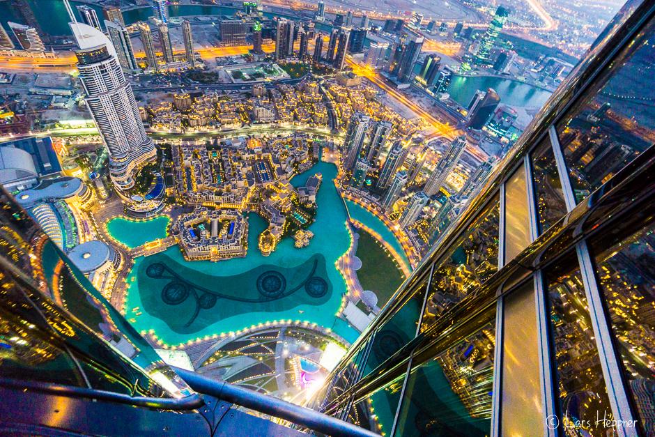 Dubai Burj Khalifa Reisebericht Und Fotogalerie