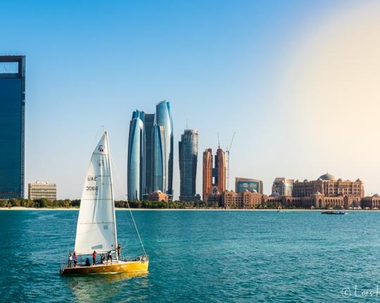 Abu Dhabi – Ethiad Towers