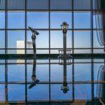 Die Etihad Towers Aussichtsplattform