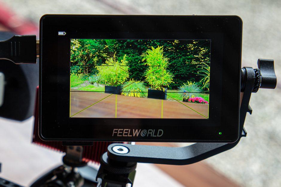 Feelworld F6 Field Monitor