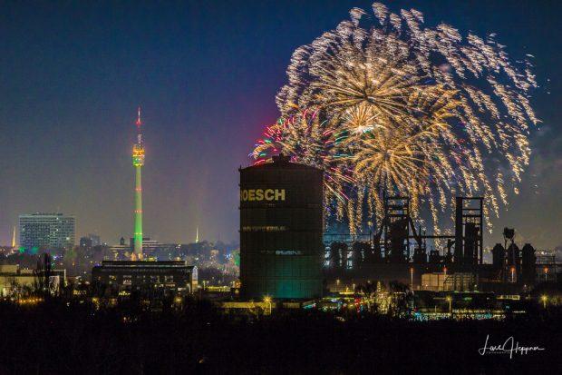 Feuerwerk Westfalenpark