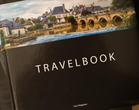 Das Cover meines Fotobuch von Saal-Digital