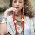Hippie Shooting mit Frieda Zimtstern