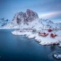 Nusfjord, Hamnøy und Reine – Die Top Sehenswürdigkeiten auf den Lofoten