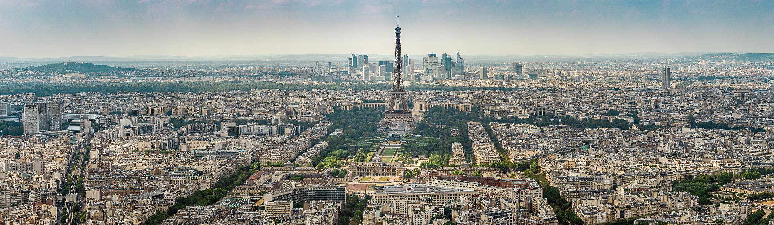 Fotoworkshop Panorama-Fotografie Paris