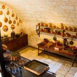 Kochbereich im Schloss Chenonceau