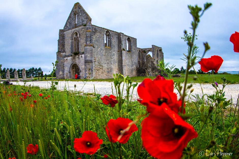 Abtei Notre Dame auf der Ile de Re