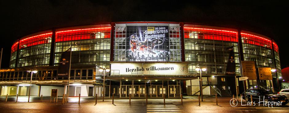 Dortmunder Westfalenhalle