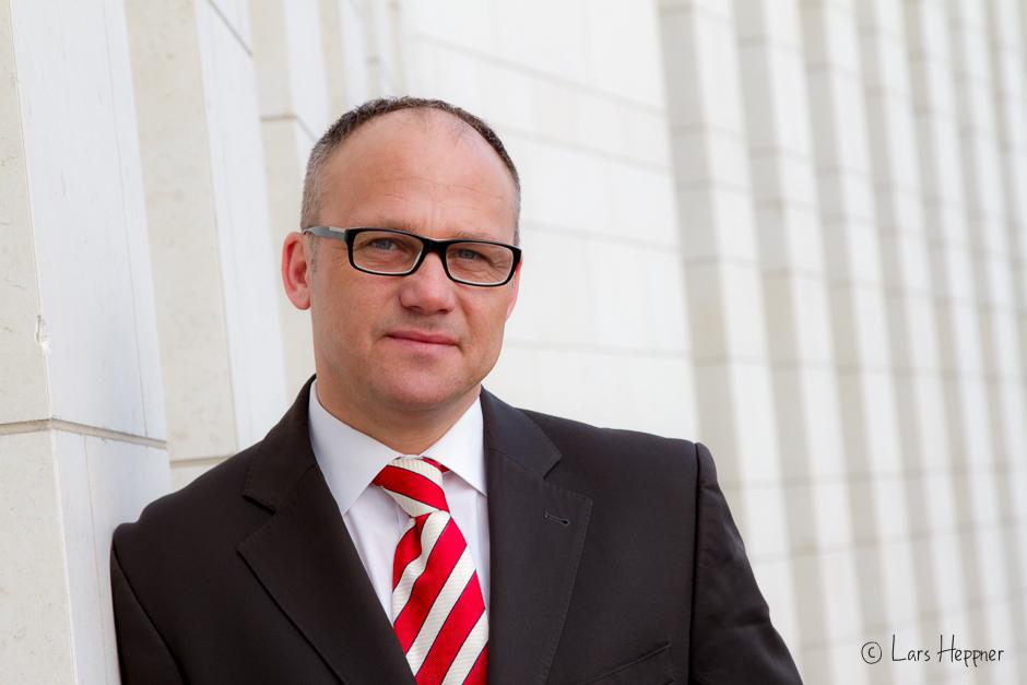 Business Portrait von Marko