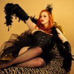 Eliza Dotlittle als Burlesque