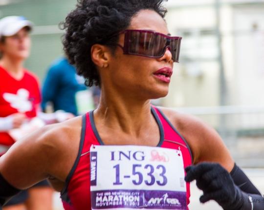 Marathon in New York City