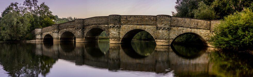 Kanzelbrücke als HDR