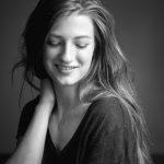 Portrait von Model Katharina
