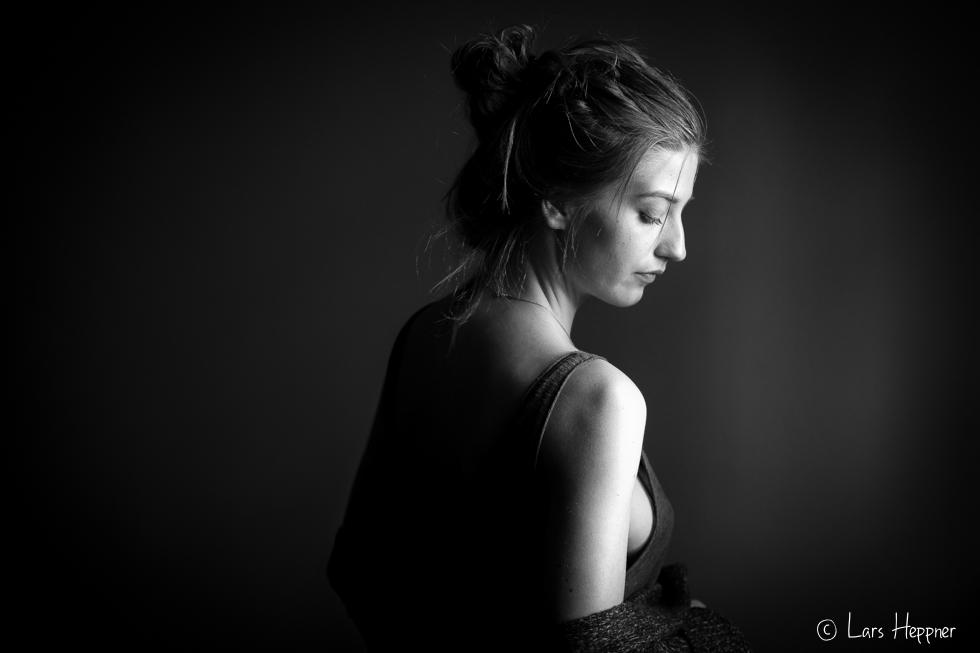 Portraitfotografie mit Tageslicht