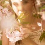 Kirschbaumblüten-Shooting mit Sara