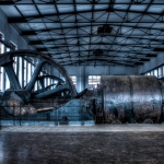 Kokerei Hansa - Kompressorenhalle (HDR)