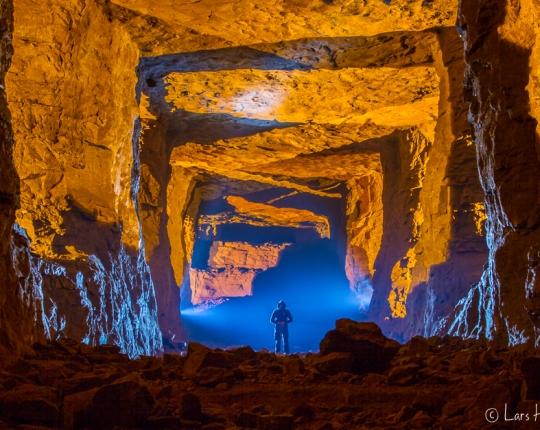 LAPP Session: Die prächtigen Höhlen von Moria