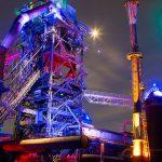 Turm im Landschaftspark Duisburg-Nord