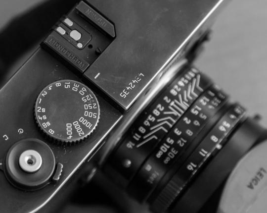 Die Leica Monochrom im Test