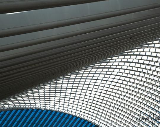 Bahnhof Lüttich – Architekturfotografie am Liège-Guillemins