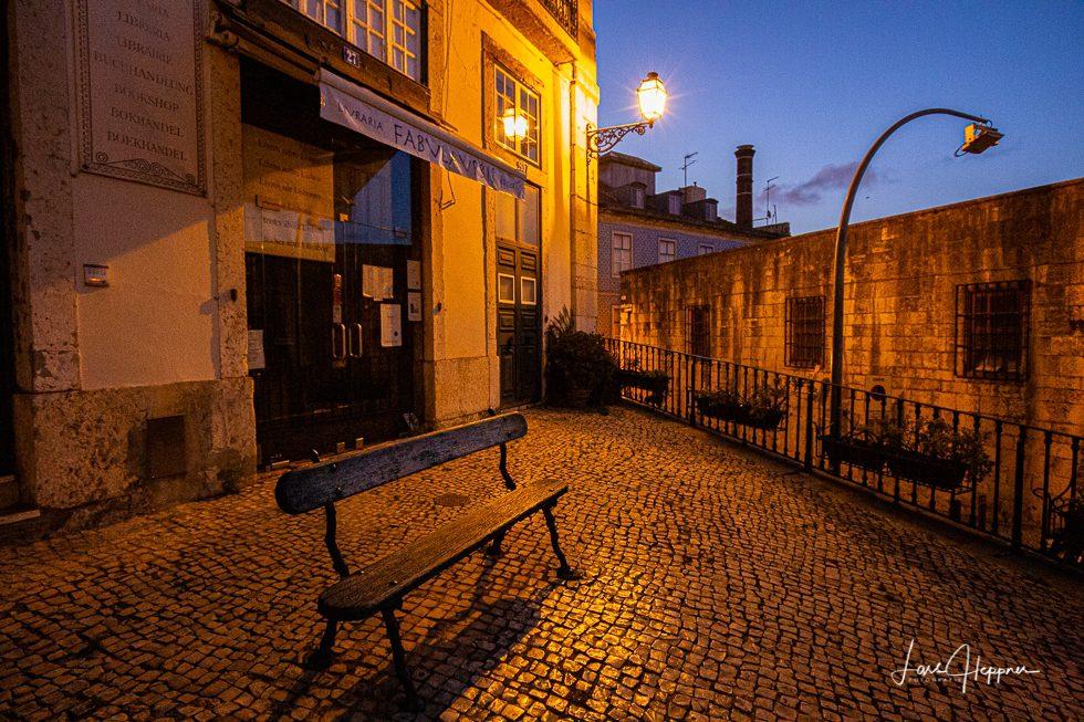 Lissabon Licht