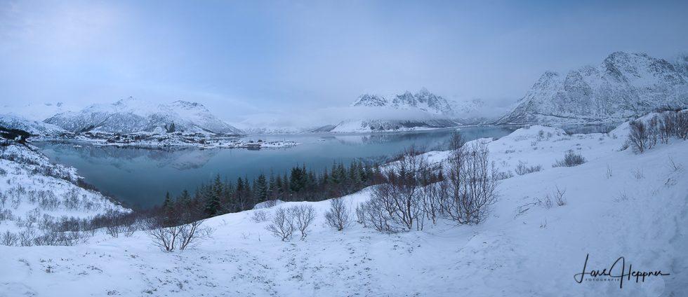 Lofoten Winter Panorama2