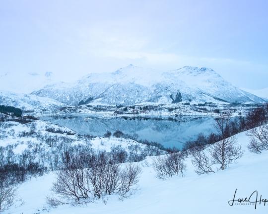 Fotoreise Lofoten – Erste Fotospots auf dem Weg nach Sakrisøy
