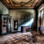 Lost Place Villa Amalia (Villa Woodstock) - Nebenraum 1