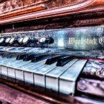 Lost Place Villa Amalia (Villa Woodstock) - Klavier