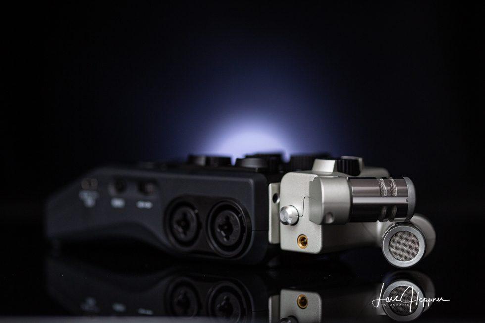 Makrofotografie Produktfotos ZoomH6